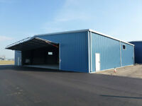 Hangar Space Available at Peterborough Airport CYPQ