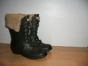 """ HUNTER "" bottes avec thermo-insulation -- size 6 - 6.5 max US"