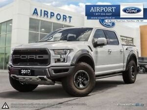 2017 Ford F-150 4WD !!! RAPTOR !!! with only 27,483 kms