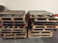 Free wooden pallets Llanelli area