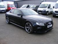 Audi A5 RS5 FSI QUATTRO (black) 2011