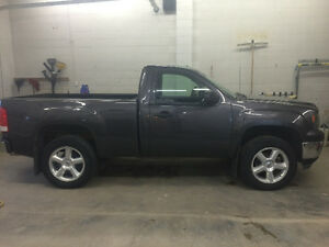 2007 GMC Sierra 1500 Sle Short box 4x4