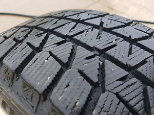 4 Winter Tires and Rims - excellent condition