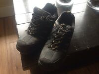 Brand new kodiak metal free safety shoes size 10