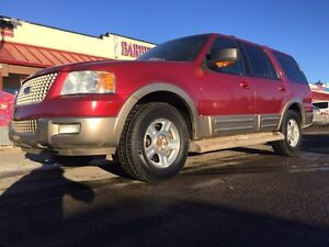 2004 FORD EXPEDITION LEATHER LOADED HW KMS GREAT SHAPE