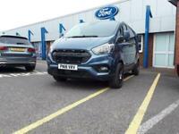 2018 Ford Transit Custom 2.0 300 LIMITED P/V L2 H1 PANEL VAN DIESEL Manual