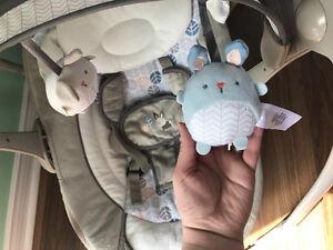 Cute Bunny Swing