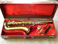 King Clevleland N.H. White Tenor 0810
