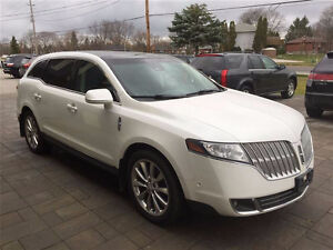 2011 Lincoln MKT 3.5L twin turbo Ecoboost -good condition,low km