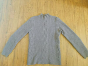 Sweaters and long sleeves