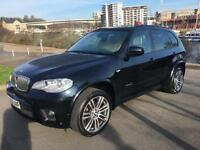 2013 BMW X5 XDRIVE30D M SPORT ESTATE DIESEL