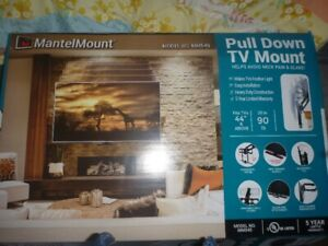 Pull Down TV Mount