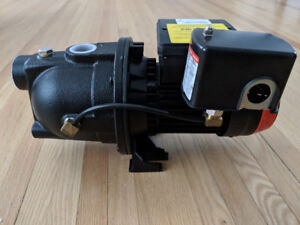 Pumpworks (Red Lion) 1/2 HP 7GPM 115/230V Well Pump (NEW)