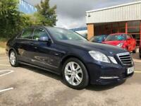 MERCEDES E-CLASS 3.0 E350 CDI BLUEEFFICIENCY S/S AVANTGARDE AUTOMATIC 2012/12