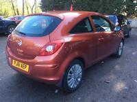 Vauxhall Corsa 1.0I 12V ECOFLEX EXCITE