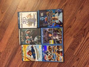 Kids Blu Ray
