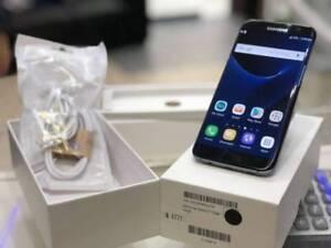 AS NEW Galaxy S7 Edge 32GB Black unlocked tax invoice warranty Surfers Paradise Gold Coast City Preview