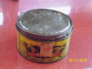 Chicago Cubs Chewing tobacco can