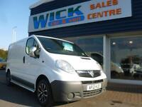 2012 Vauxhall VIVARO 2700 CDTI SWB 115ps Van *NO VAT* Manual Medium Van