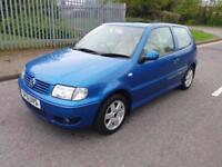 Volkswagen Polo 1.4 tdi £30 tax low miles
