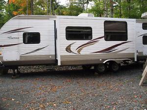 2013 Coachman Catalina 30 foot travel trailer