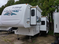 2006 FOREST RIVER WILDCAT 29RLBS