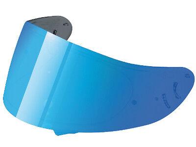 Original  SHOEI Visier CW-1  blau  verspiegelt   für Helm XR 1100 , QWEST +++