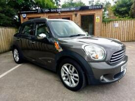 2011 MINI COUNTRYMAN 1.6TD ALL4 ( Chili ) COOPER D IN ROYAL GREY METALLIC
