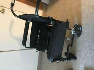 Airgo transfer chair. Good condition. Light weight.