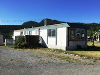 OLDER TWO BEDROOM MOBILE IN CROWSNEST PASS
