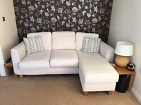 Large and medium sofas for sale