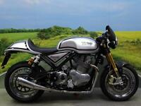 Norton Commando 961 MK II Cafe racer.