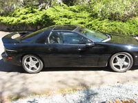 1999 Chevrolet Camaro T roof Coupe (2 door)