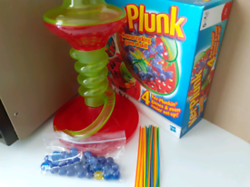 Ker-Plunk game, age 5+, very good condition