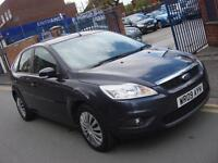 2009 09 PLATE Ford Focus 1.6 Style 5dr in Grey