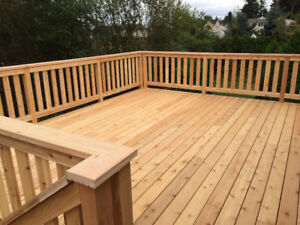 The Deck And Fence Master