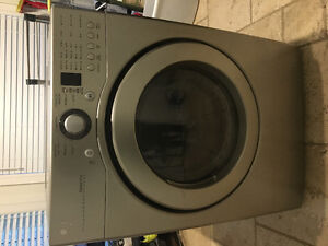 LG dryer. 5 yrs old, perfect condition