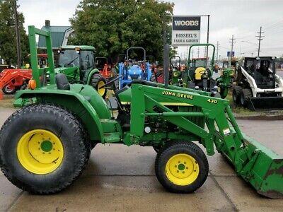 John Deere 990 Compact Utility Tractor Technical Service Manual Tm1848 Cd