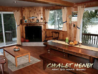 Lac Heney Cottage for rent
