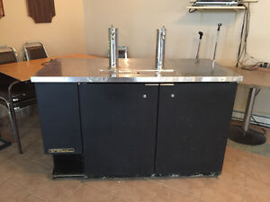 Double Headed Draft Cooler