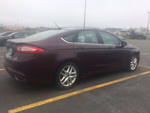 2013 Ford Fusion 2.5 L 4 CYL