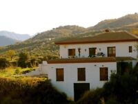 Spanish Villa for sale or part sale in southern Spain