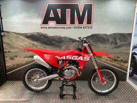 GAS GAS MC450 2021 MOTOCROSS BIKE, NEW (ATMOTOCROSS)
