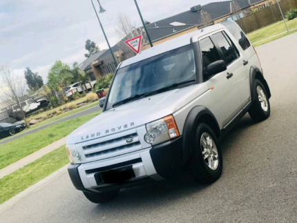 Land Rover Discovery 3 (RWC n REGO) Noble Park Greater Dandenong Preview