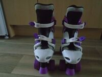 Girls Osprey Quad Skates