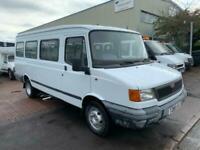 1999 LDV 400 CONVOY D LWB 15 SEAT MINIBUS SUPER LOW MILES 41K IDEAL CAMPER ? SCH