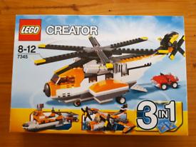 Lego Creator 3 in 1 set (7345)