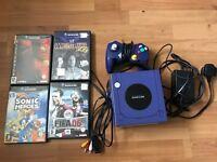 Nintendo GameCube console & games
