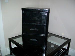 NIGHT TABLE(wooden)