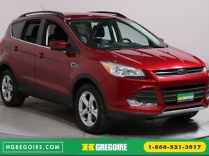 2014 Ford Escape SE MAGS GR ELECT BLUETOOTH CAMERA RECUL